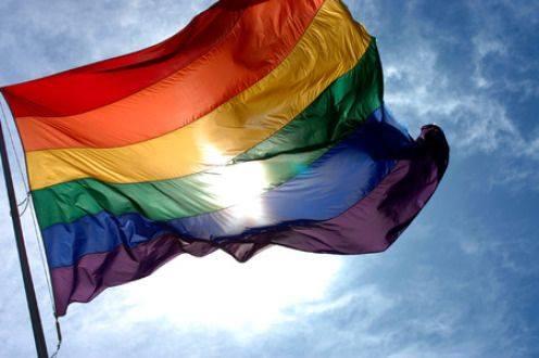 Presidio a sostegno della Legge Regionale contro l'Omotransnegatività